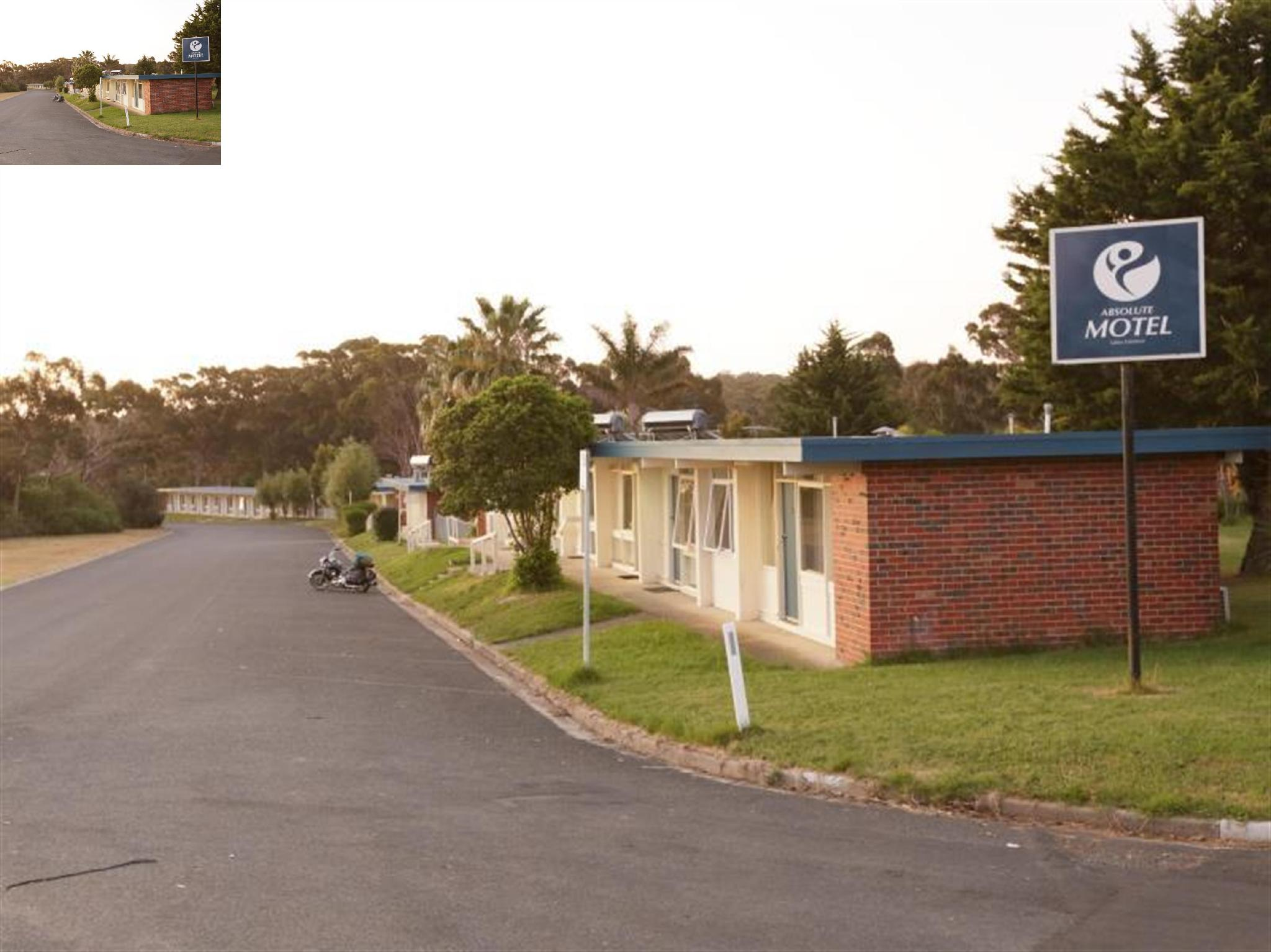 Absolute Lakes Entrance Motel - Hotell och Boende i Australien , Lakes Entrance