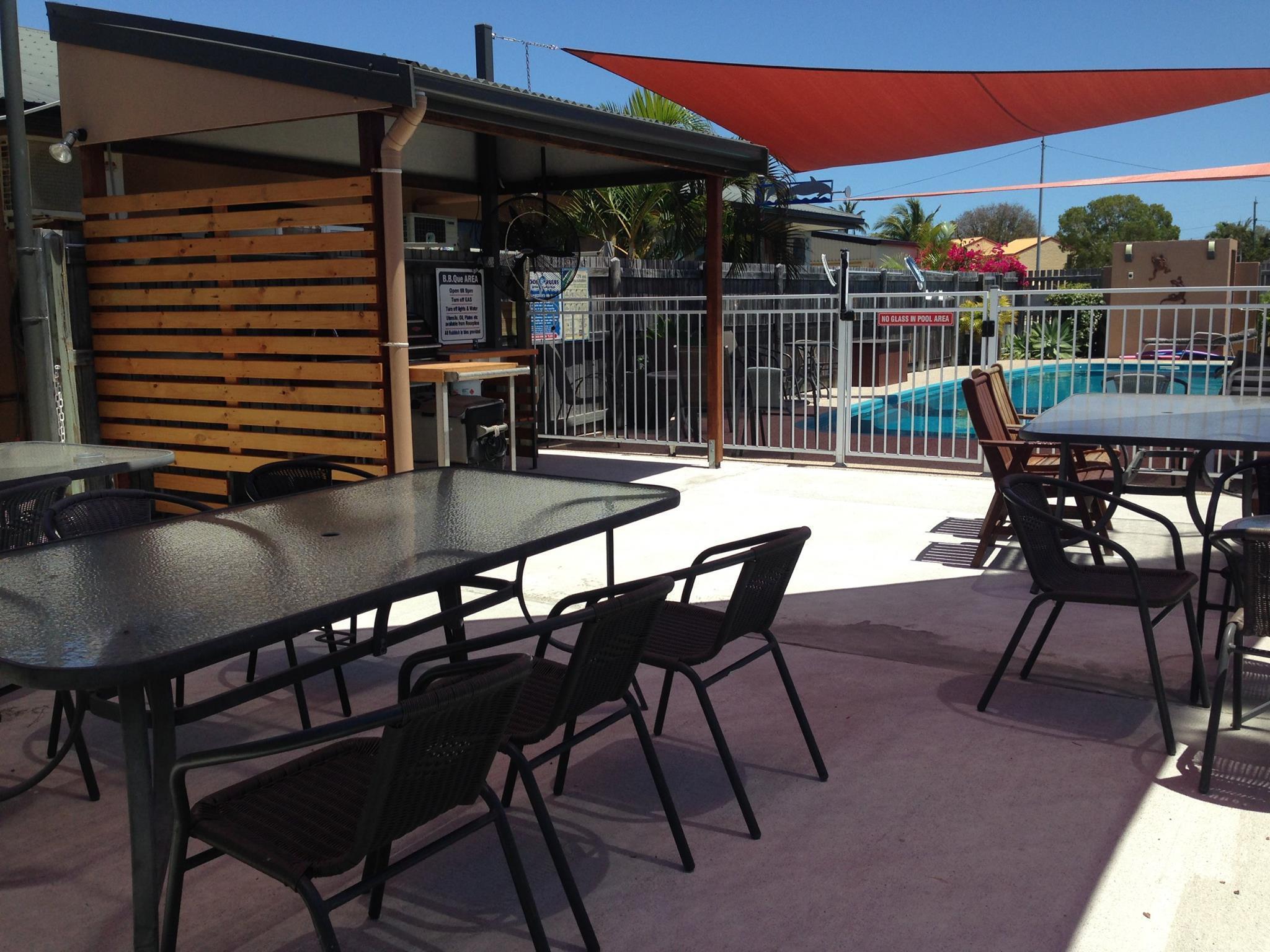 Bluewater Harbour Motel - Hotell och Boende i Australien , Whitsundays
