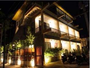 Taro Hotel Пукет - Вход