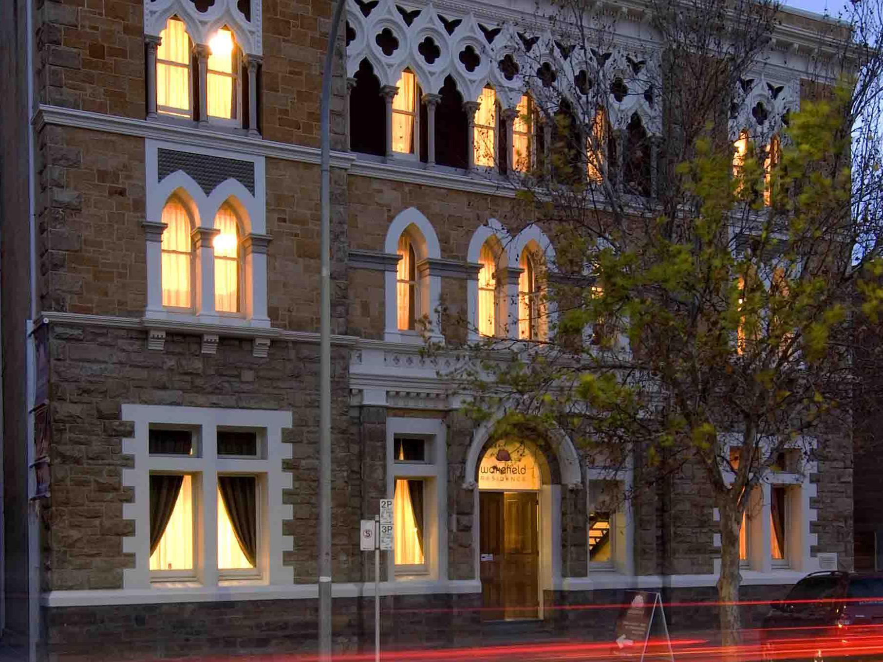 Adabco Boutique Hotel - Hotell och Boende i Australien , Adelaide