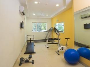 Ginger Hotel East Delhi – Vivek Vihar New Delhi - Fitnessruimte