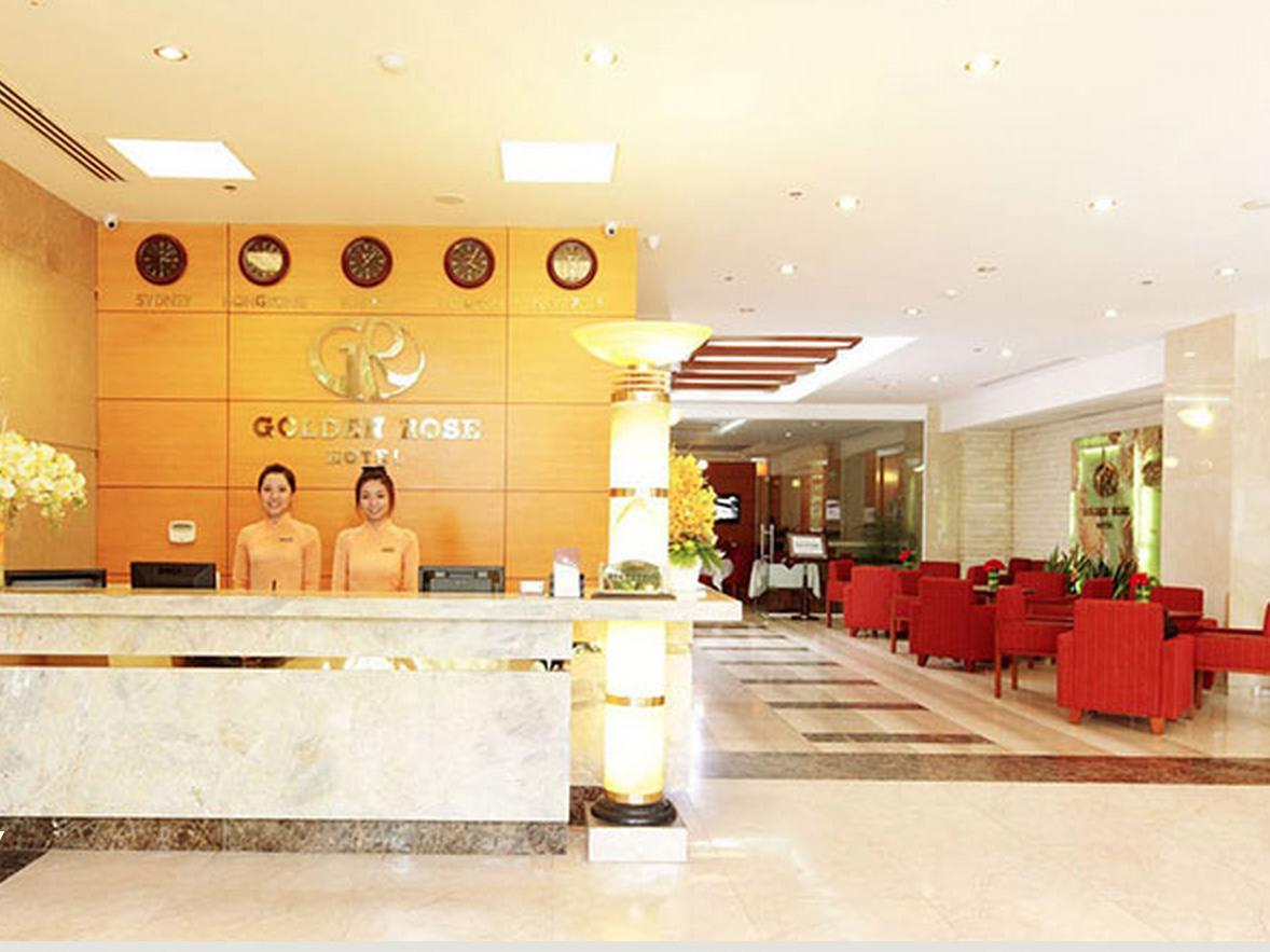Hotell Golden Rose Hotel