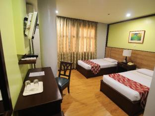 Regency Inn Davao City - חדר שינה