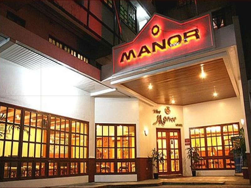 The Manor Hotel - Hotels and Accommodation in Philippines, Asia