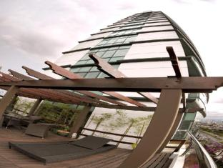 360 Urban Resort Hock Lee Center - Tower A Kuching - Hotelli välisilme