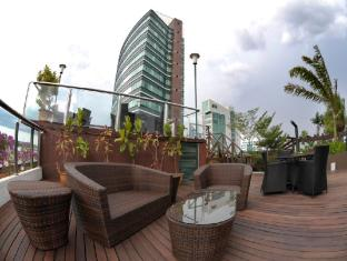 360 Urban Resort Hock Lee Center - Tower A Kuching - Hotellin ulkopuoli