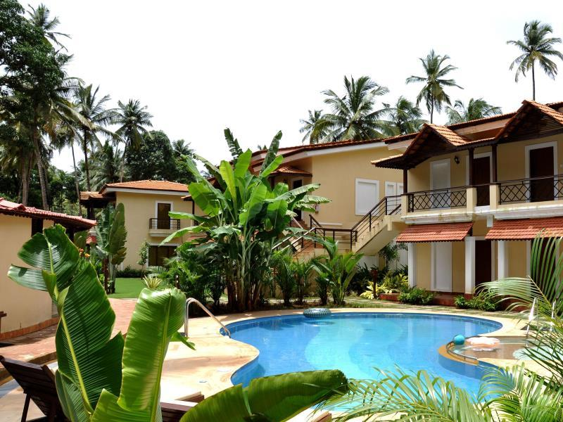 Best Western Devasthali - The Valley Of Gods South Goa - Piscina