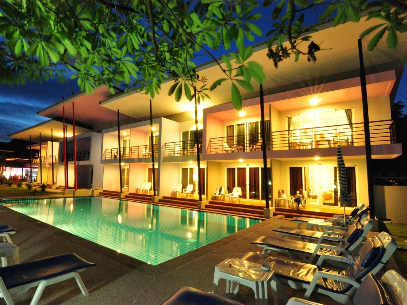 Phi Phi Anita Resort - Hotels and Accommodation in Thailand, Asia