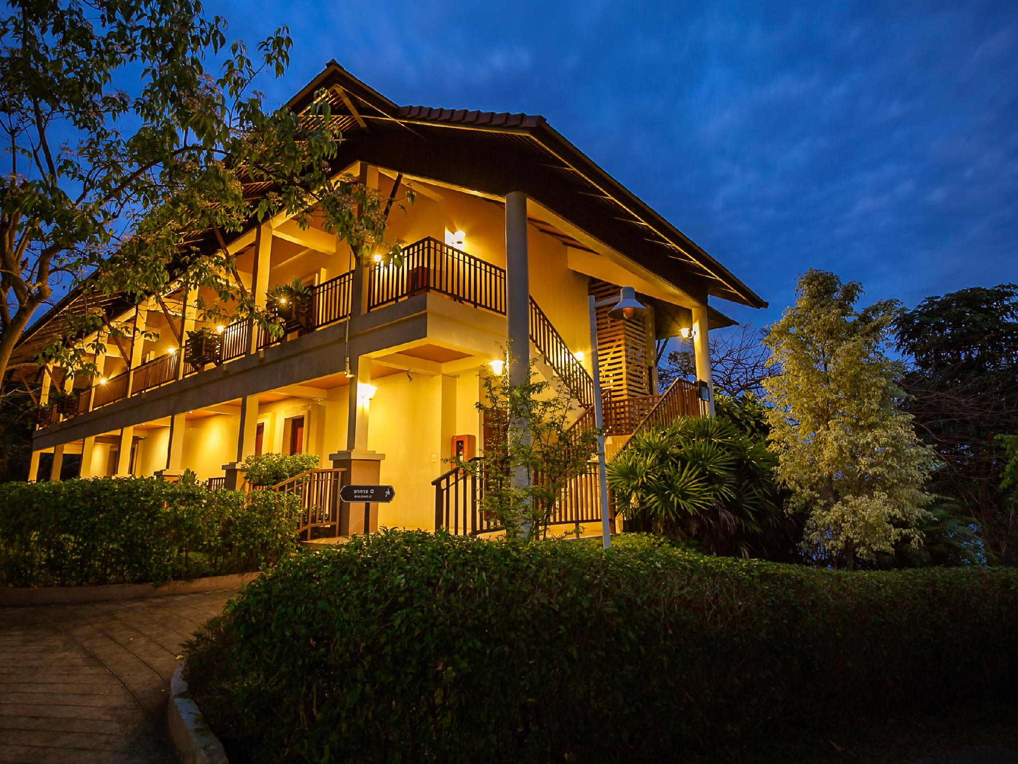 Wanasom Wellness & Aesthetic Resort Chiang Rai