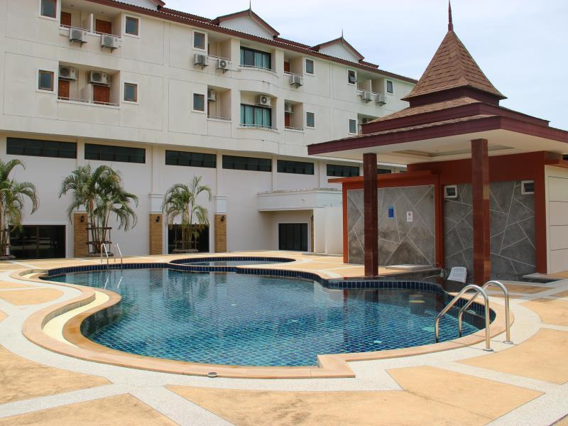 Diamond Place Hotel - Hotels and Accommodation in Thailand, Asia