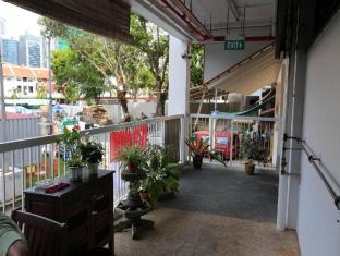 Fernloft City Hostel - Chinatown Singapore - Common Area