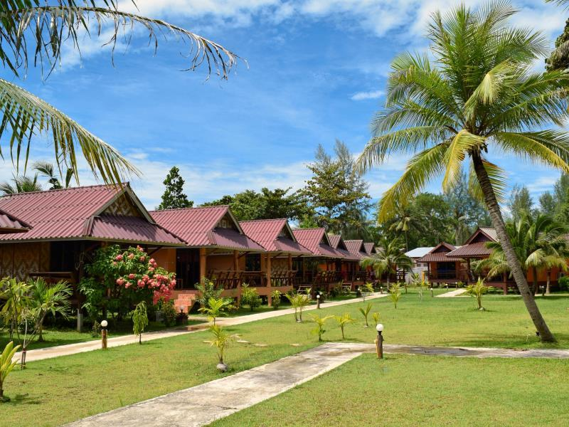 Lanta Pearl Beach Resort - Hotels and Accommodation in Thailand, Asia