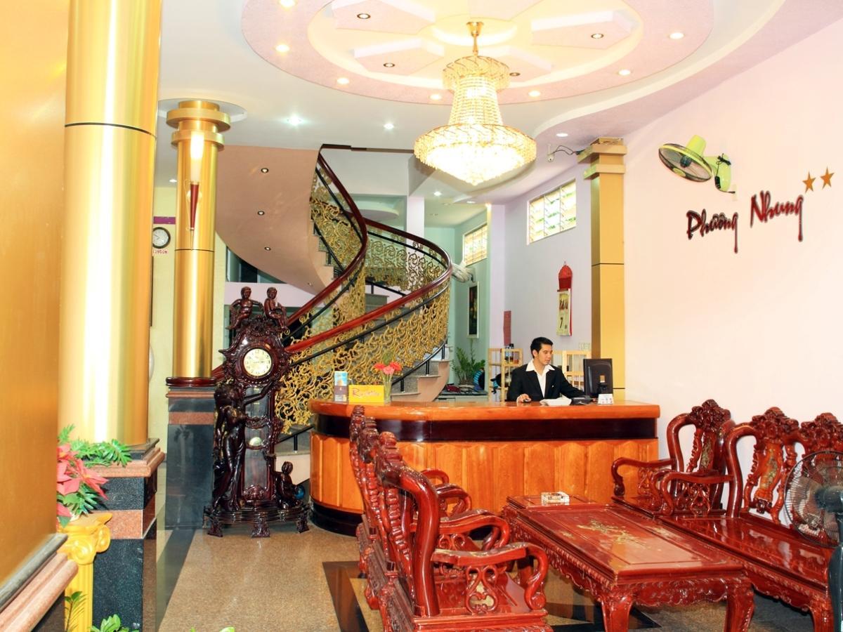 Hotell Phuong Nhung Hotel