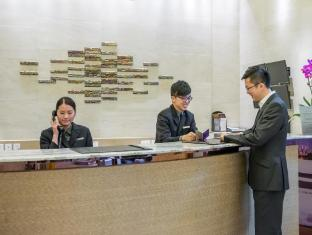 The Bauhinia Hotel-TST Hong Kong - Lobi