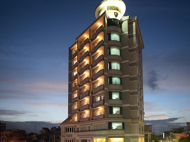 Hotell Viet Sky - Viet Thien Hotel