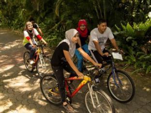 Suria Apartment Bukit Merah Taiping - Cycling