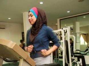 Suria Apartment Bukit Merah Taiping - Fitness Room