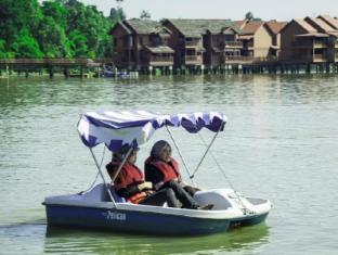 Suria Apartment Bukit Merah Taiping - Paddle Boat