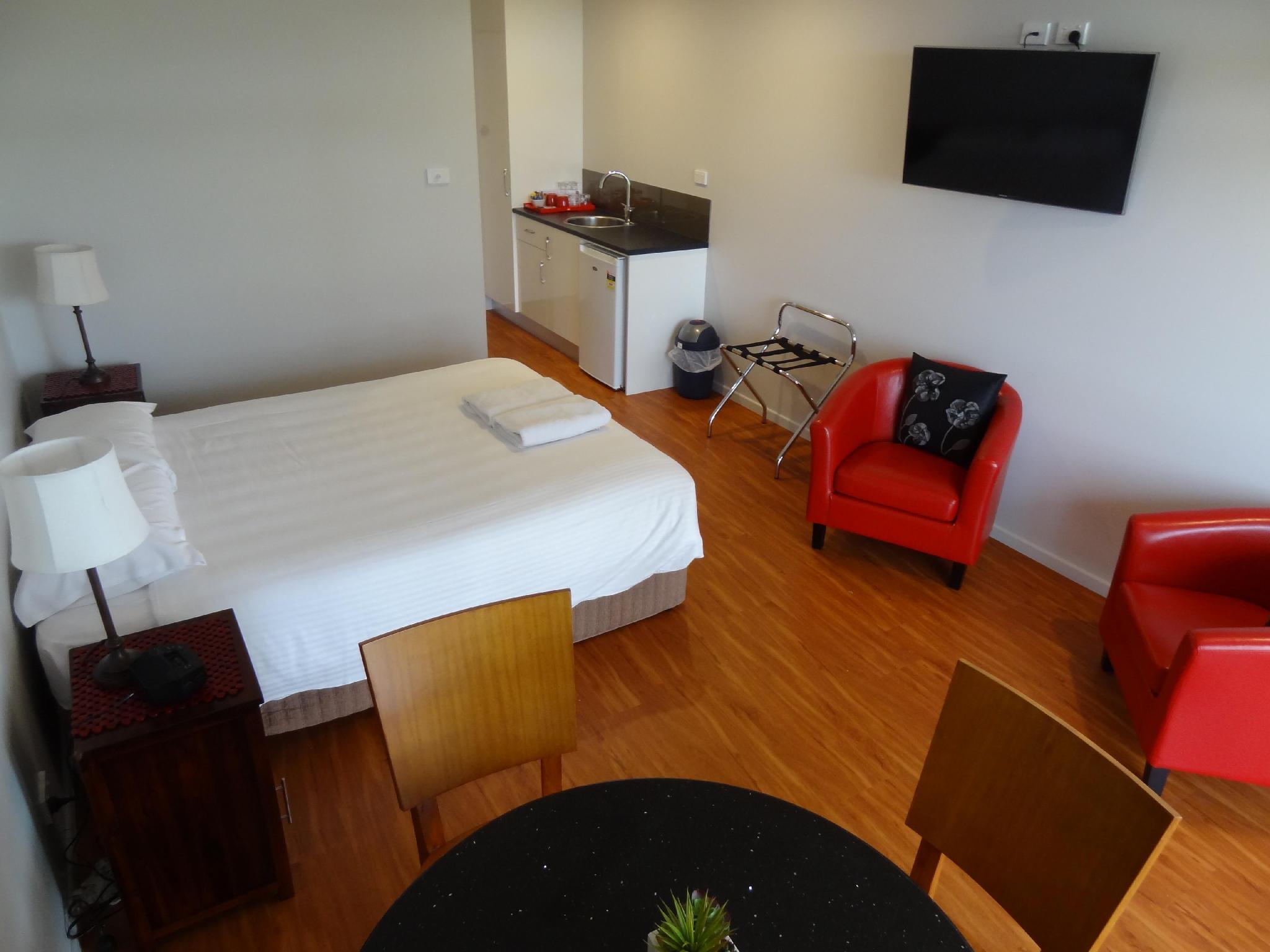 Atherton Motel - Hotell och Boende i Australien , Atherton Tablelands