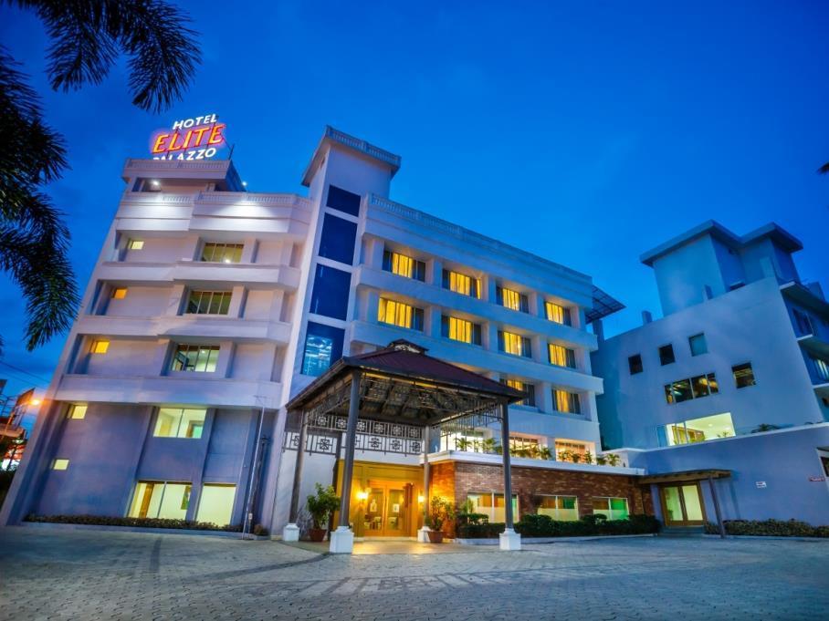 Elite Palazzo - Hotell och Boende i Indien i Kochi / Cochin