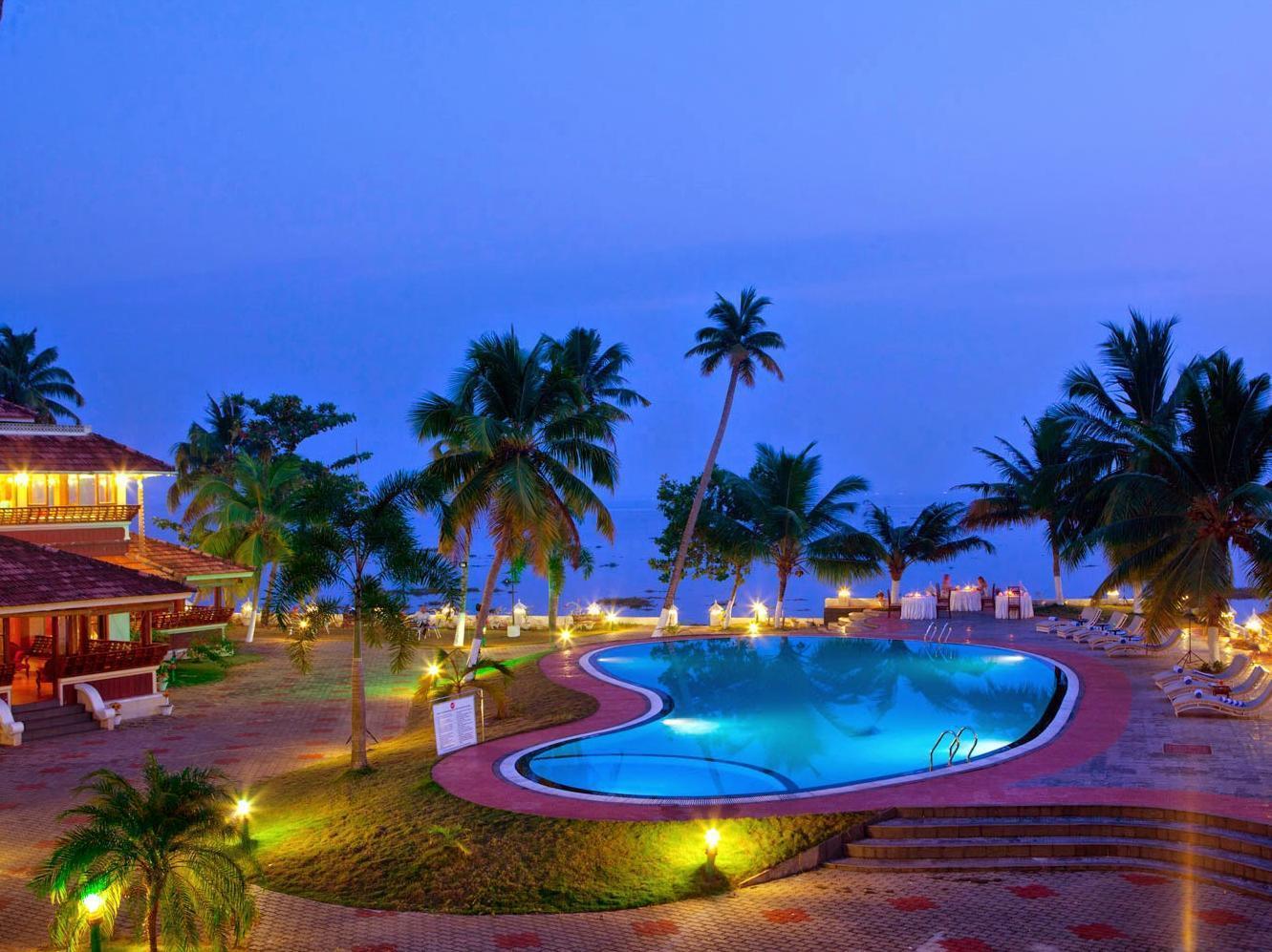 Ilona lake Resort - Hotell och Boende i Indien i Alleppey