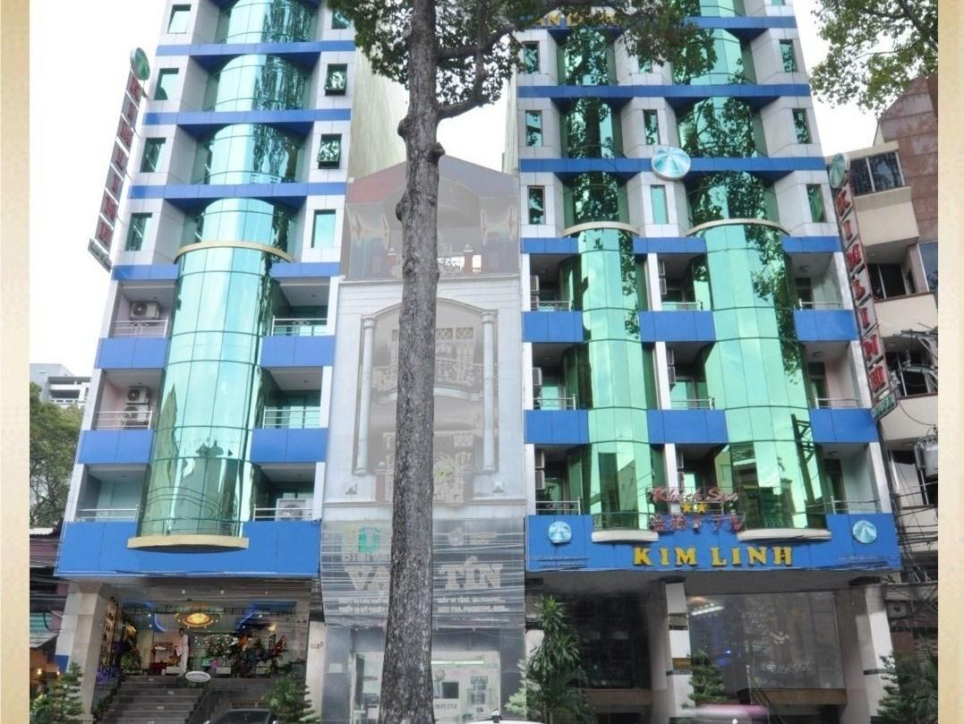 Hotell Kim Linh Hotel