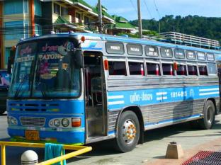The Palm Retreat Inn Phuket - Public Bus Stop