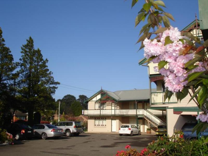 Three Explorers Motel - Hotell och Boende i Australien , Blue Mountains