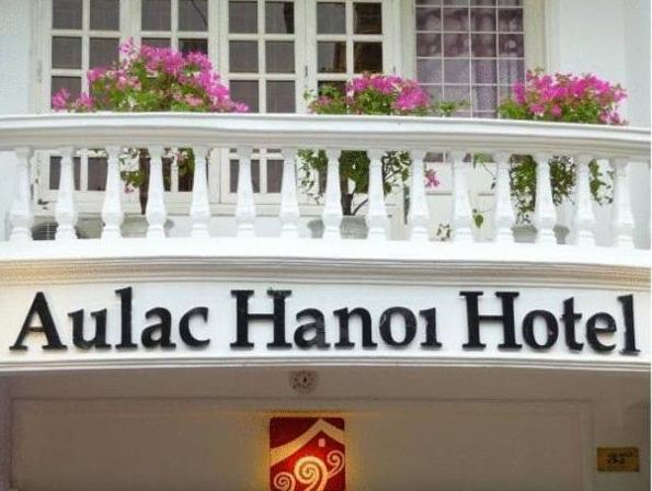 Au Lac Hanoi Hotel - Hotell och Boende i Vietnam , Hanoi