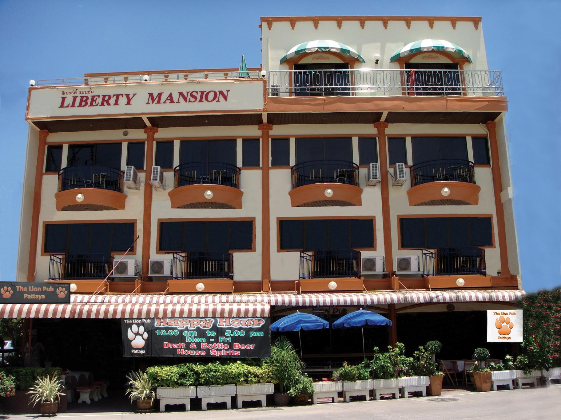 Liberty Mansion