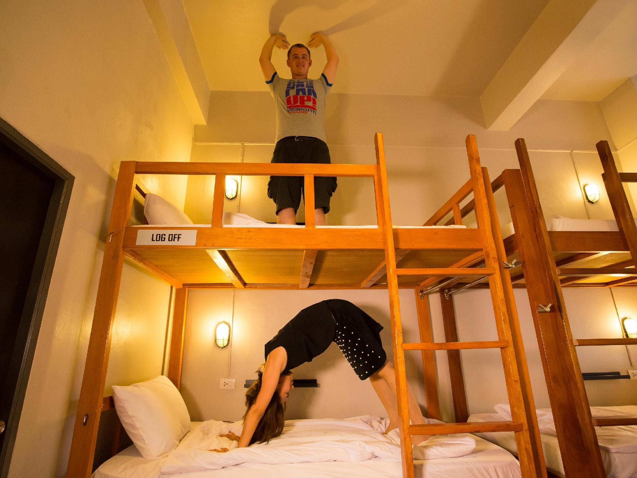 Pak Up Hostel - Hotels and Accommodation in Thailand, Asia