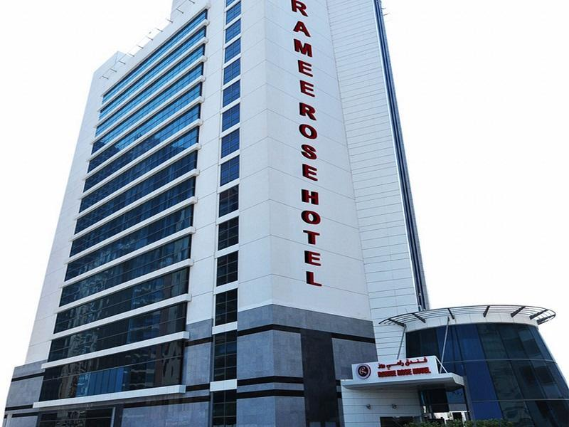 Ramee Rose Hotel - Hotels and Accommodation in United Arab Emirates, Middle East