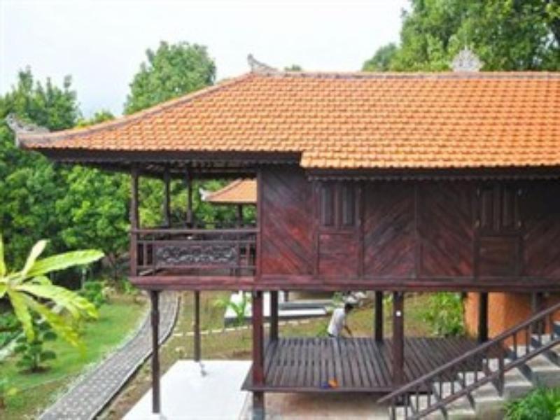 Hotell Melanting Cottages Munduk