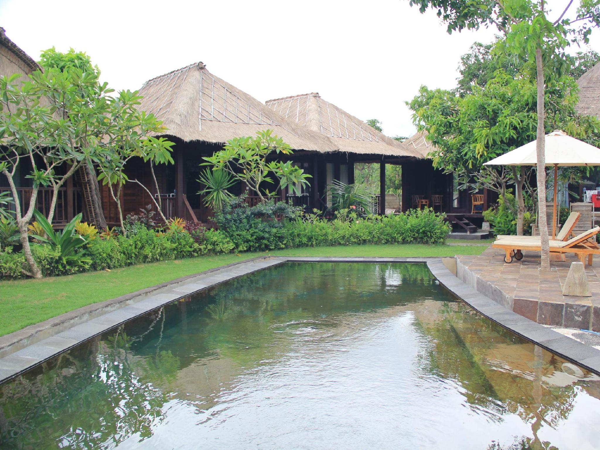 Hotell Rigils Lembongan Bungalows   Spa