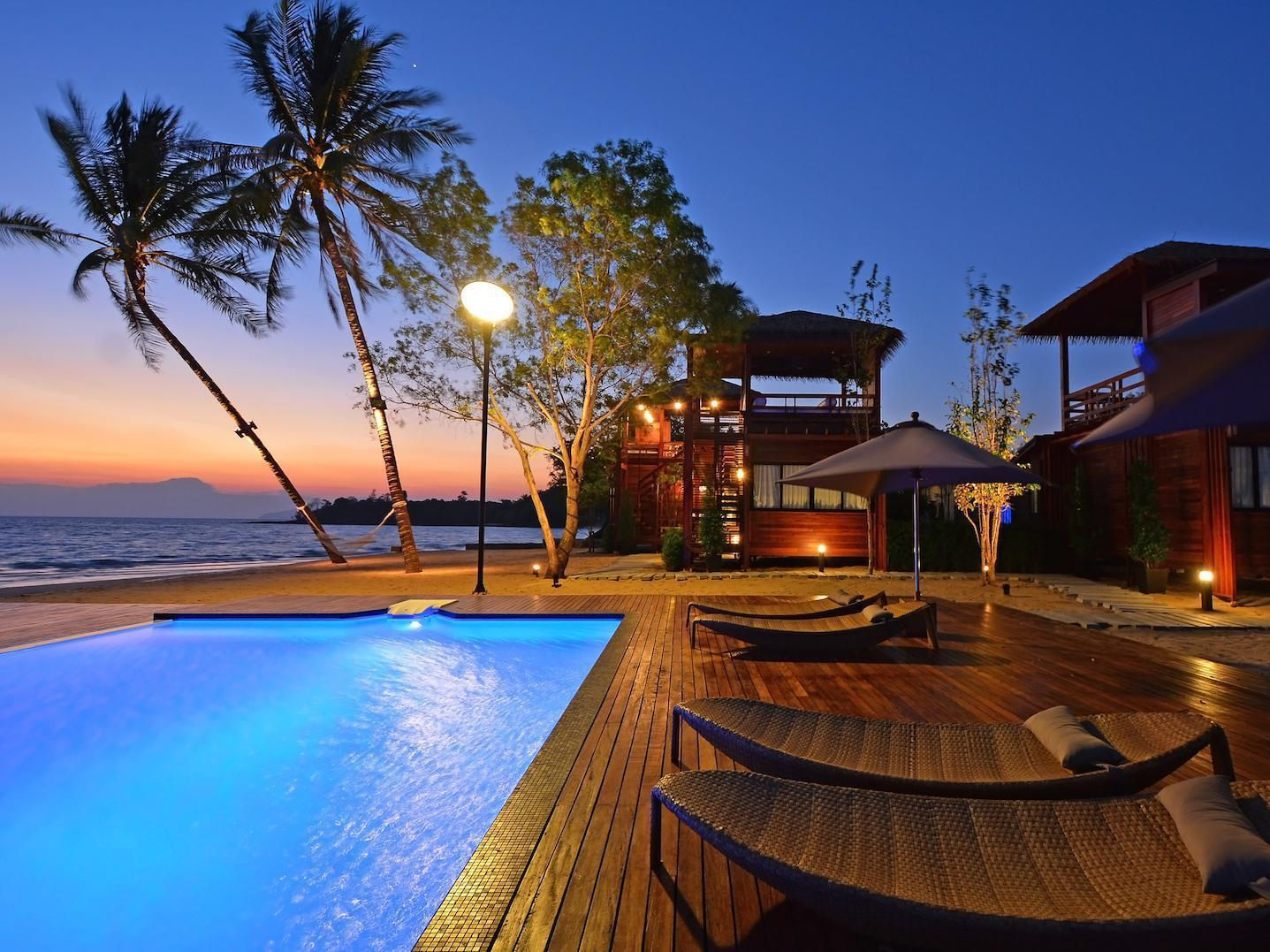 The Blue Sky Resort@ Koh Payam Koh Phayam (Ranong) - Villa Seaview Zone