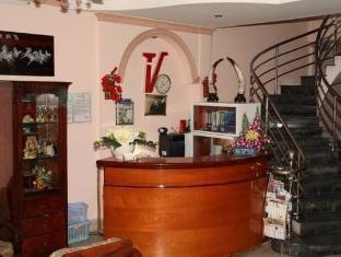 Thien Vu Hotel Ho Chi Minh City - Reception desk