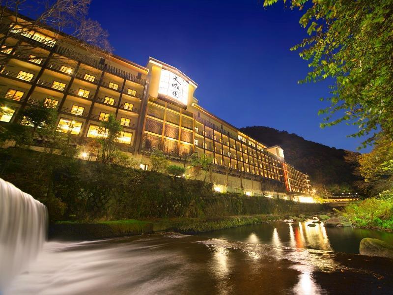 Hakone Tenseien Hotel