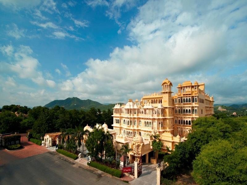 Hotel Chunda Palace - Hotell och Boende i Indien i Udaipur