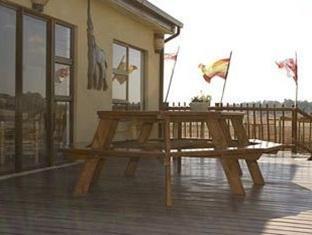 Moafrika Lodge Johannesburg - Outdoor Sitting Area