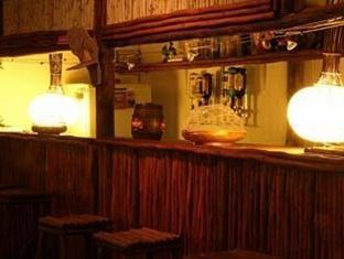 Moafrika Lodge Johannesburg - Bar Area