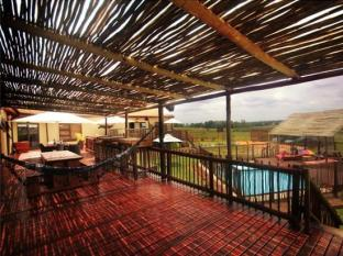 Moafrika Lodge Johannesburg - Terrace