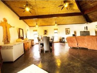Moafrika Lodge Johannesburg - Lounge Area