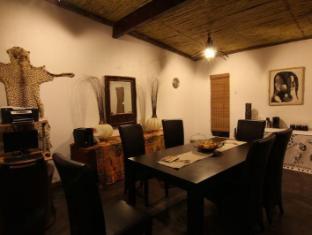 Moafrika Lodge Johannesburg - Dining Area