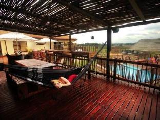 Moafrika Lodge Johannesburg - Balcony/Terrace