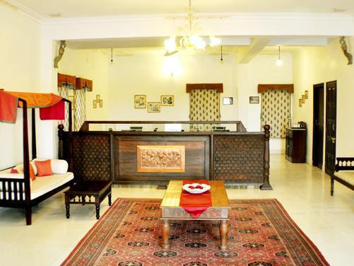 Amar Kothi Hotel - Hotell och Boende i Indien i Udaipur