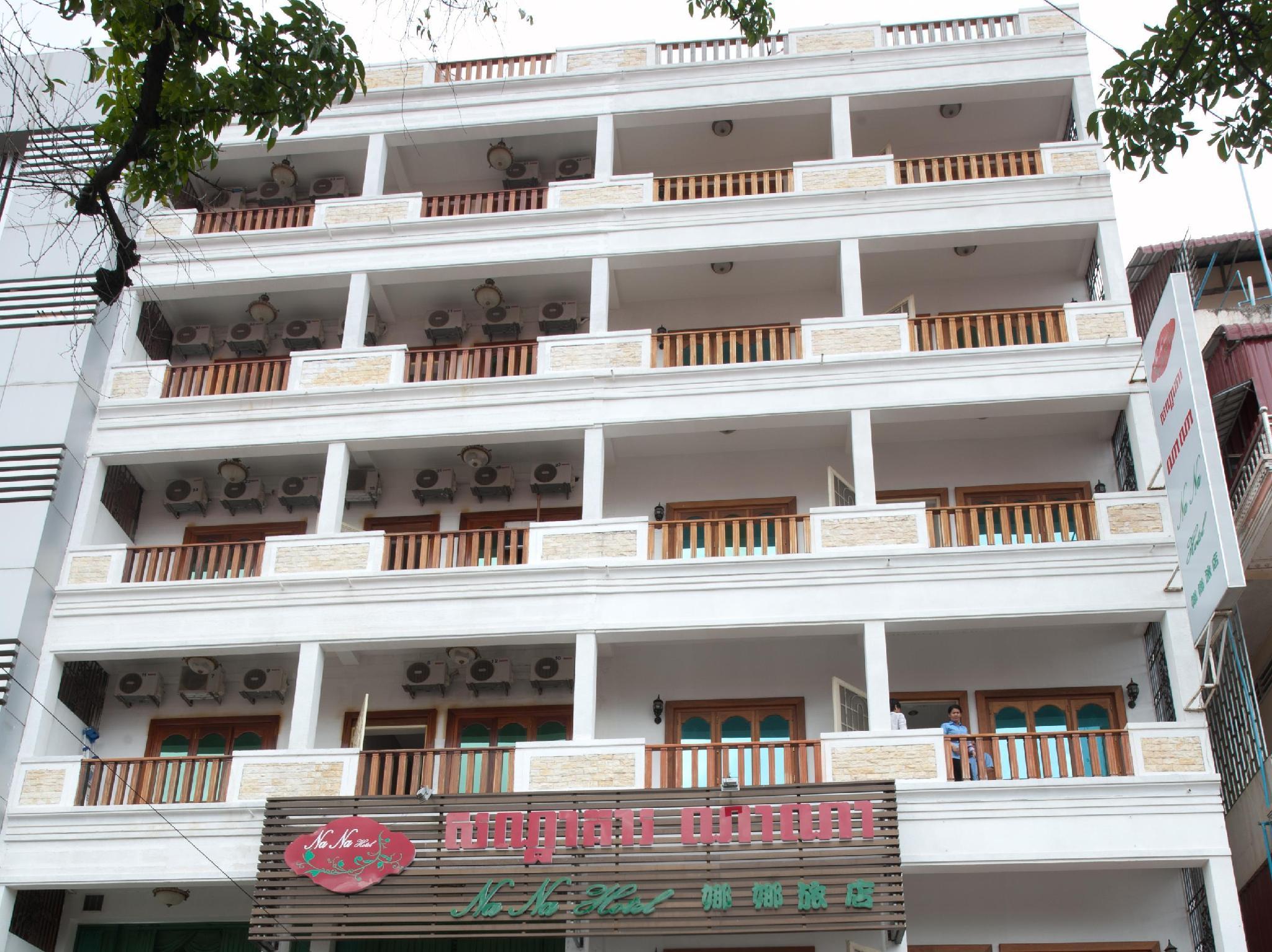 Na Na Hotel & Café Restaurant