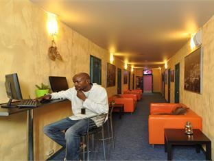 Traveller Hostel & Hotel Moscow - Lobby