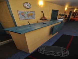 Traveller Hostel & Hotel Moscow - Reception