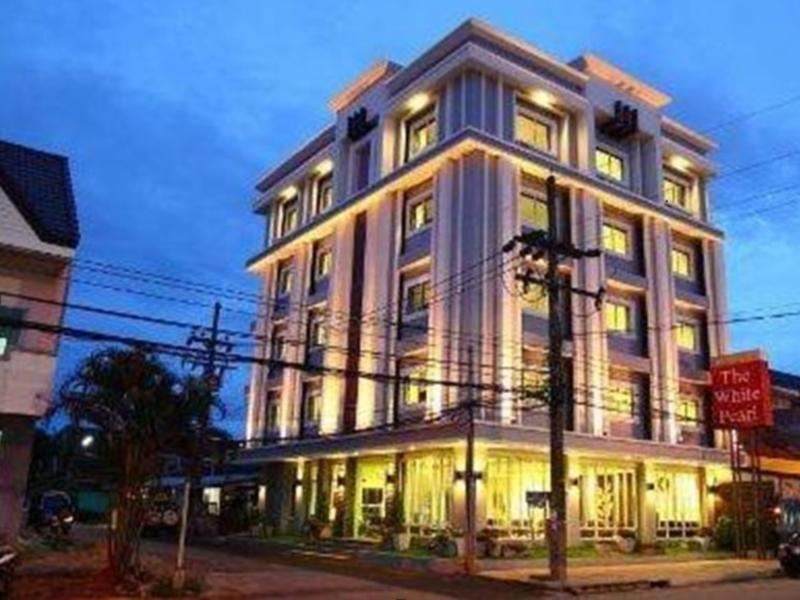 The White Pearl Hotel - Hotell och Boende i Thailand i Asien