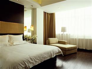 오렌지 호텔 베이징 아시아 게임 빌리지 북경/베이징 - 게스트 룸